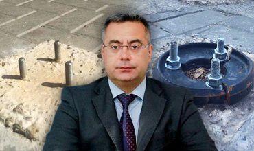Муниципальный советник от «Нашей Партии» Илиан Кашу.
