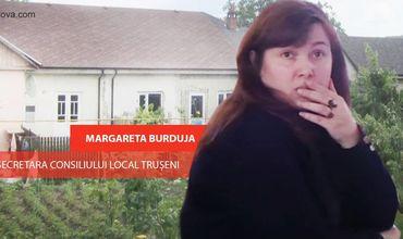 Răsturnare de situaţie în cazul secretarei Primăriei Truşeni. Foto: CrimeMoldova