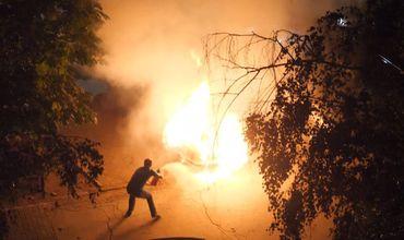 Инцидент произошел в столичного сектора Рышкановка.
