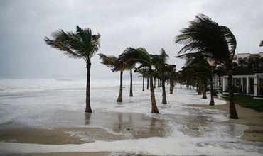 Обрушившийся на Флориду ураган