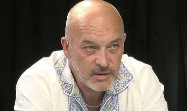 Заместитель министра Украины по делам беженцев Георгий Тука.