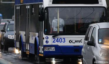 Запуск троллейбусного маршрута в коммуну Трушень задерживается
