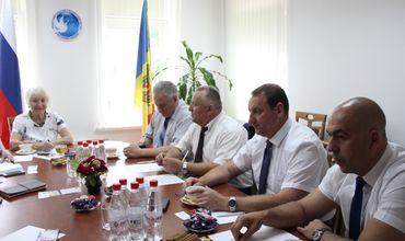 Церемония подписания состоялась в Дрокии, куда делегация из Липецкой области прибыла с визитом.