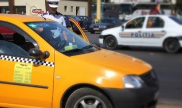 O tânără a fost bătută crunt de un taximetrist pentru ca l-a enervat