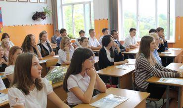 Учебные заведения продолжают набор в классы.