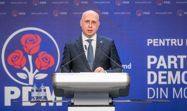 Павел Филип избран председателем Демпартии