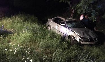 Пьяный водитель спровоцировал аварию на трассе Комрат-Кагул, погибла девушка.