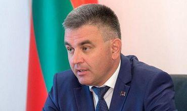 Лидер Приднестровья Вадим Красносельский.