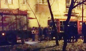 Во время пожара в подвале жилого дома на Рышкановке погибли два человека
