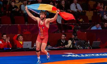 Спортсмен по греко-римской борьбе Виктор Чобану стал в Бухаресте чемпионом Европы.
