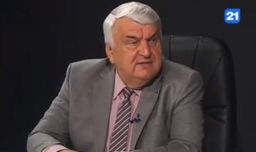 Экс-мэр столицы Серафим Урекян.