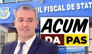 Сырбу потребовал информацию о налогах, уплаченных депутатами ACUM