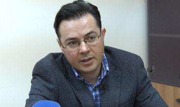 Бывший замминистра иностранных дел Молдовы Валерий Осталеп.