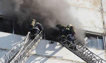 Расследование пожара на складе в Кишиневе: следствие топчется на месте