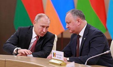 Мнение: Влияние России на Молдову может вырасти после победы Путина