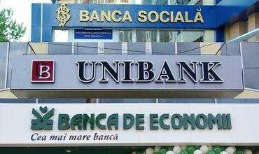 Banca de Economii вернул 21 млн леев, Banca Socială — 11 млн леев, а Unibank — 3 млн леев.