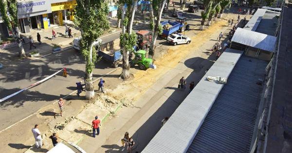 Чебан: С модернизацией Центрального рынка внешний вид центра города изменится к лучшему thumbnail