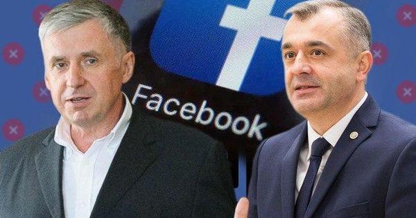Chicu a șters comentariul lui Sturza, legat de eurodeputatul Mureșan thumbnail