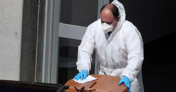 Число жертв коронавируса в Испании выросло на 838 человек за сутки thumbnail