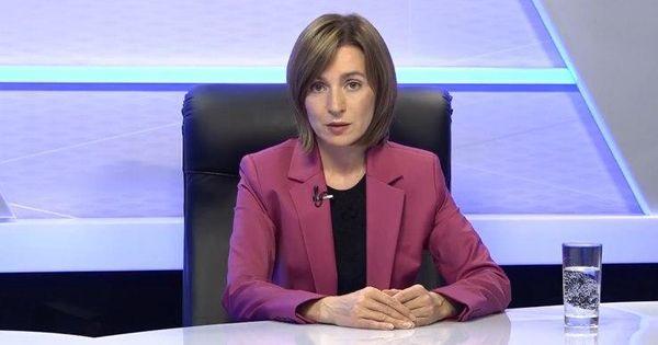 Санду ответила на вопрос, уйдет ли она из политики в случае поражения на выборах thumbnail