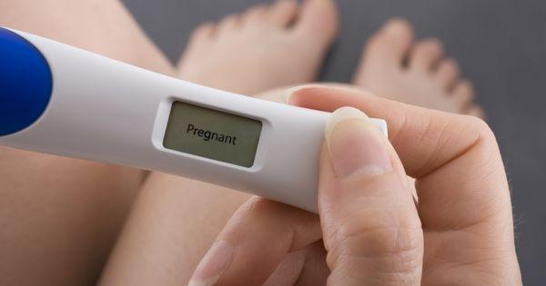 Test de sarcina de la bunica