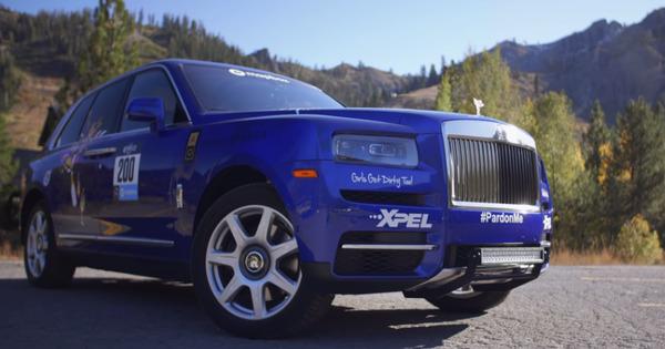 Au dus un Rolls-Royce Cullinan în off-road și i-au aflat slăbiciunea thumbnail