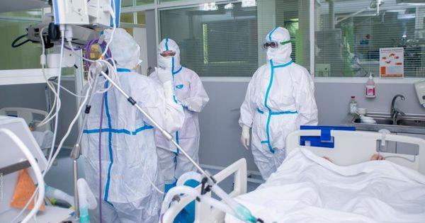 COVID-19 в Молдове: 366 пациентов находятся в тяжелом состоянии, 25 - на ИВЛ thumbnail