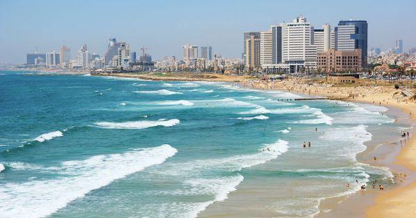 В Израиле создали систему обнаружения тонущих в море туристов thumbnail