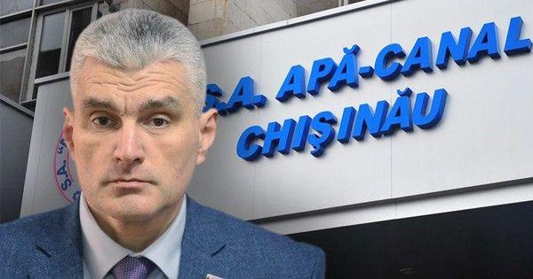 Слусарь: Кишиневцы потеряли более 250 млн леев из-за плохого управления в Apă-Canal thumbnail