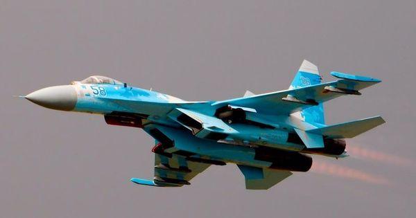 Un avion de luptă rusesc a hărțuit un avion comercial israelian thumbnail