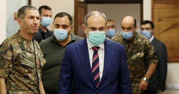 Армения отвергла возможность ввода миротворцев в Карабах thumbnail