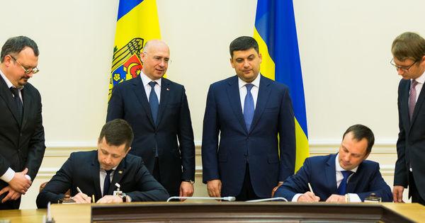 Ce presupun cele două documente semnate între Republica Moldova și Ucraina