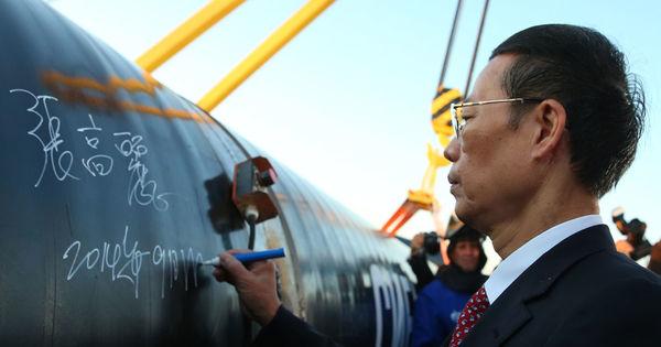 Китай объяснил причину отказа от канадского газа в пользу российского thumbnail