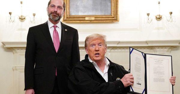 Donald Trump a fost testat a doua oară la coronavirus thumbnail