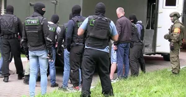 У задержанных в Белоруссии россиян не было при себе оружия thumbnail
