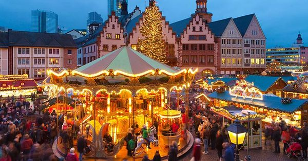 В странах ЕС начали отменять рождественские ярмарки из-за пандемии thumbnail