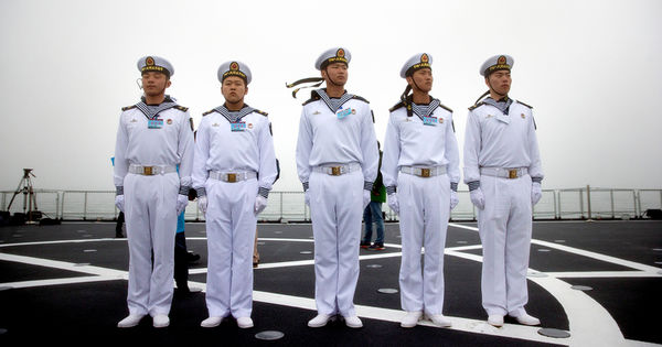 National Interest: Китай может обойти США по потенциалу ВМС thumbnail