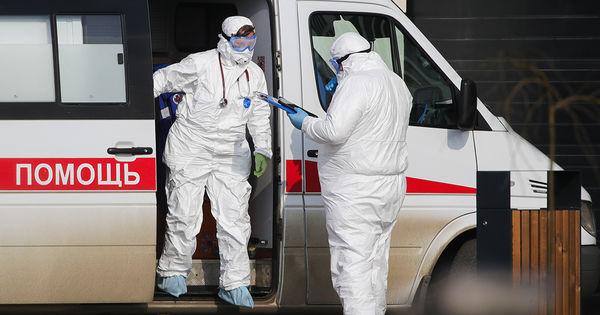 Число заразившихся коронавирусом в России за сутки возросло на 11 231 thumbnail