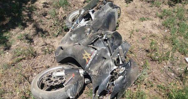 В Криулянском районе разбился мотоциклист thumbnail