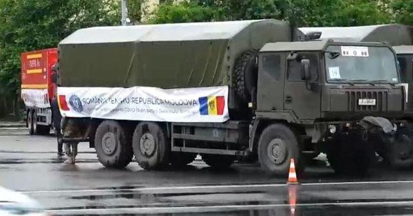 Presa: Guvernarea interzice camioanele cu ajutor din România în PMAN thumbnail