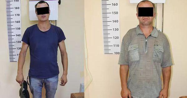 Полиция задержала двух мужчин, избивших и ранивших ножом приятеля thumbnail