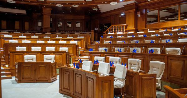 Alexandru Slusari spune când ar putea avea loc ședința Parlamentului thumbnail