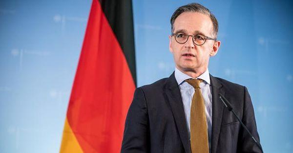 В МИД Германии назвали отношения с США сложными thumbnail