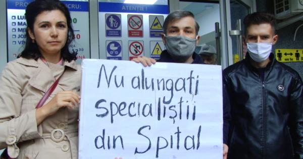 Administrația spitalului din Bălți, acuzată că ar fi concediat 14 medici thumbnail