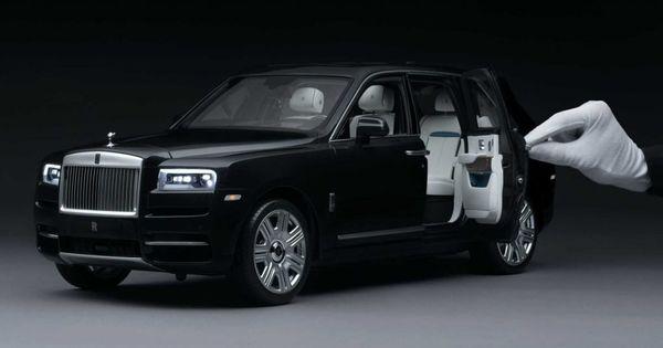 O machetă Rolls-Royce este mai scumpă decât un SUV real thumbnail
