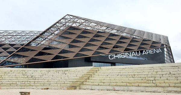 Pro Moldova: Arena Chişinău poate deveni spital și găzdui 1.000 de pacienți thumbnail