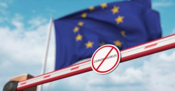 В ЕС объяснили критерии открытия границ на фоне ситуации с COVID-19 thumbnail