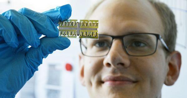 Датчик дыхания заменит диабетикам уколы для проверки уровня сахара thumbnail