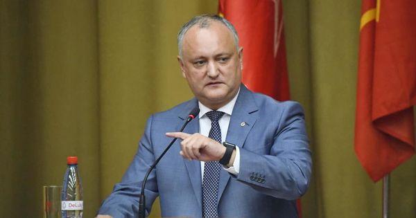 Додон: В ПСРМ также есть голоса, выступающие за пересмотр альянса thumbnail