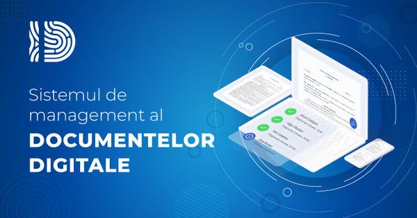 Un serviciu de schimb de documente electronice, lansat în Moldova thumbnail